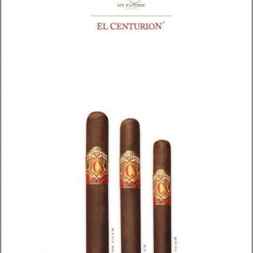 """El Centurion, """"Parejos, Robusto"""""""