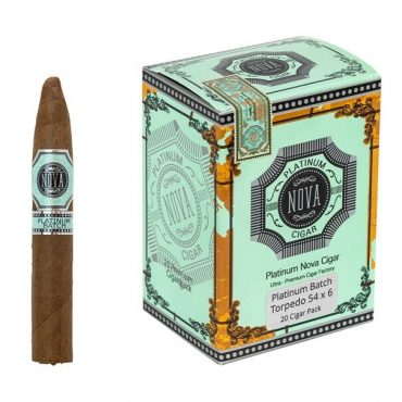 Platinum Nova Sultan, Torpedo Box-Pressed
