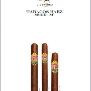 """Tabacos Baez, Serie-SF, """"Parejos, Robusto"""""""
